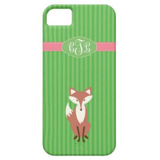Vixen Green Stripe - iPhone5 - Cady iPhone SE/5/5s Case