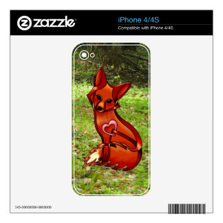 Vixen Skins For The iPhone 4