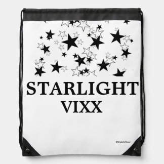 VIXX mochila del lazo de la LUZ DE LAS ESTRELLAS