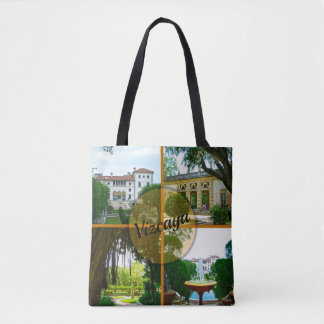 Vizcaya Museum and Botanical Garden Miami Florida Tote Bag