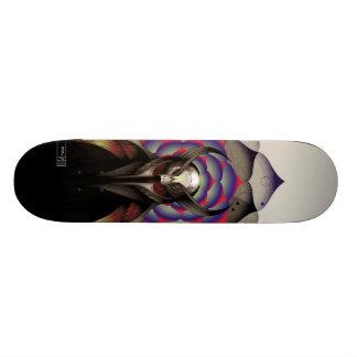 Vizjhanti: Dirge - Song of Death Skateboard Deck