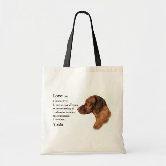 Vizsla Art Gifts Tote Bag