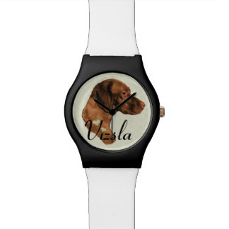 Vizsla Art Gifts Wrist Watches