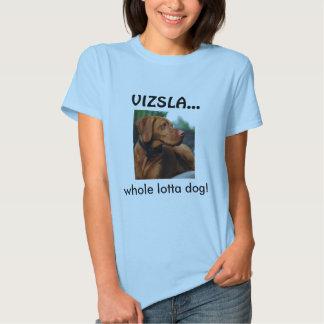 VIZSLA - Camiseta Remeras