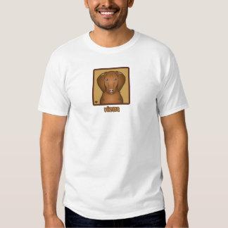 Vizsla Cartoon T-shirt