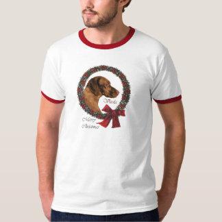 Vizsla Christmas Gifts T-Shirt