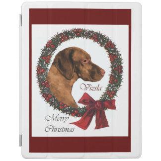 Vizsla Christmas iPad Smart Cover