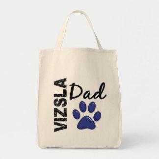Vizsla Dad 2 Tote Bags
