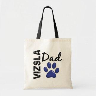 Vizsla Dad 2 Canvas Bags