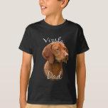 Vizsla Dad 2 T-Shirt