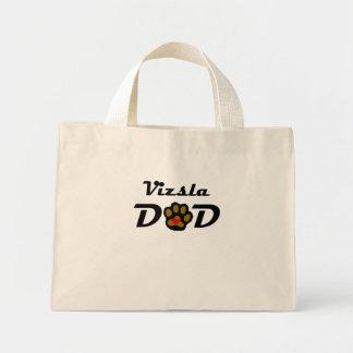 Vizsla Dad Tote Bag