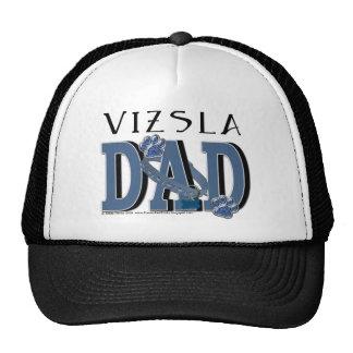Vizsla DAD Hats