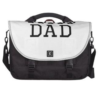 Vizsla Dad Laptop Commuter Bag