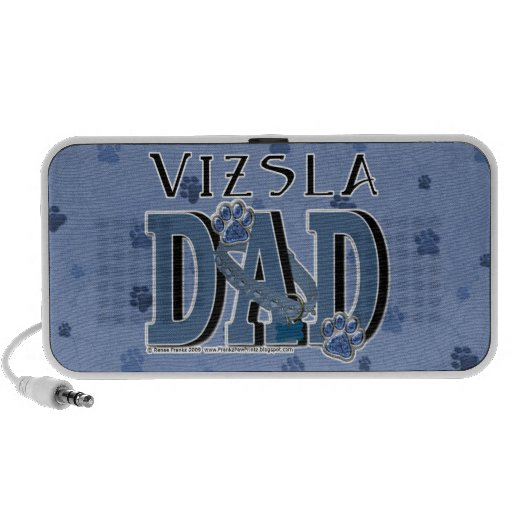 Vizsla DAD Portable Speakers