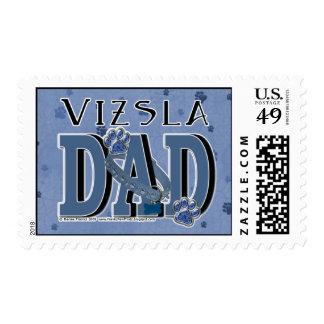 Vizsla DAD Postage
