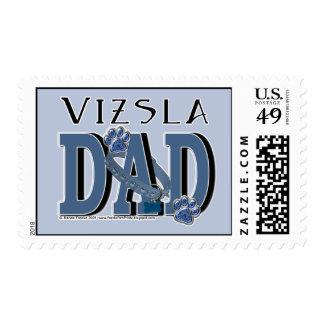 Vizsla DAD Postage Stamps