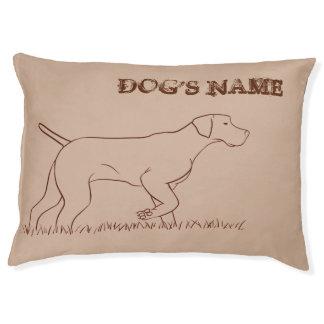 Vizsla Dog Bed