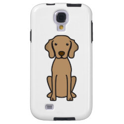 Case-Mate Barely There Samsung Galaxy S4 Case with Vizsla Phone Cases design