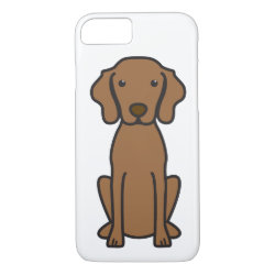 Case-Mate Barely There iPhone 7 Case with Vizsla Phone Cases design