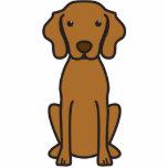 Vizsla Dog Cartoon Photo Cut Out
