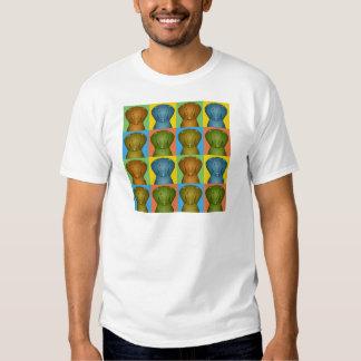 Vizsla Dog Cartoon Pop-Art T-shirt