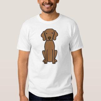 Vizsla Dog Cartoon T Shirt