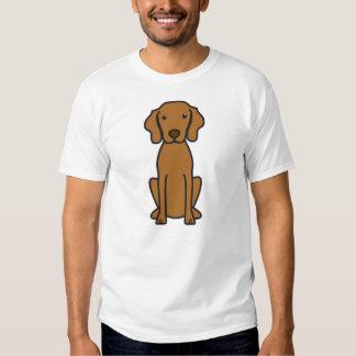Vizsla Dog Cartoon T-shirt