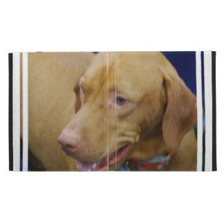 Vizsla Dog iPad Folio Cases