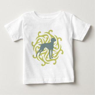 Vizsla Dog Design (lime & slate) Shirt