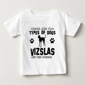 Vizsla dog Designs Tee Shirt