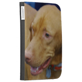 Vizsla Dog Kindle Case