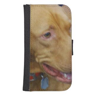 Vizsla Dog Galaxy S4 Wallets