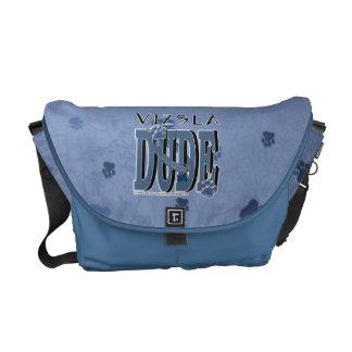 Vizsla DUDE Commuter Bag