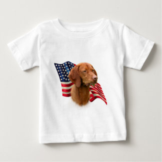 Vizsla Flag T-shirt
