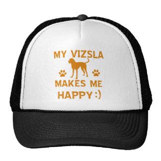 vizsla  gift items trucker hat