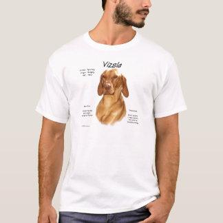 Vizsla History Design T-Shirt