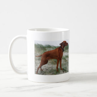 VIZSLA - I GO NUTS FOR GINGER PUPS! COFFEE MUG