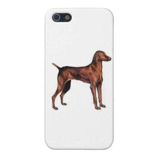 Vizsla iPhone SE/5/5s Case