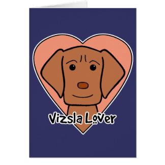 Vizsla Lover Cards