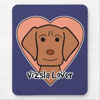 Vizsla Lover Mouse Pad