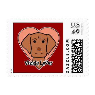 Vizsla Lover Stamp