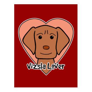 Vizsla Lover Post Card
