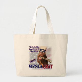 VIZSLA Lovers Gifts Tote Bags