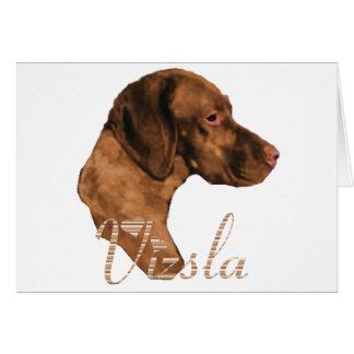 Vizsla Lovers Gifts Cards