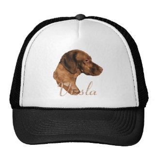 Vizsla Lovers Gifts Mesh Hats