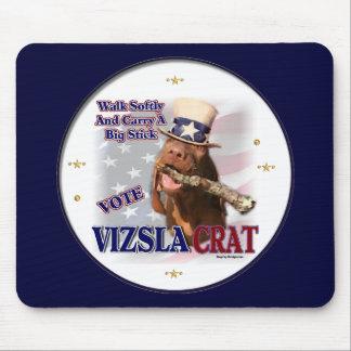 Vizsla Lovers Gifts Mouse Pad