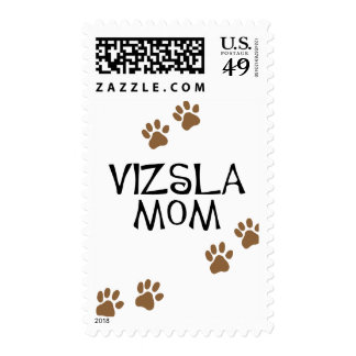 Vizsla Mom Stamps