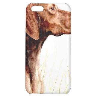 vizsla pedigrí del caso del iPhone del perro