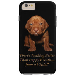 Case-Mate Barely There iPhone 6 Plus Case with Vizsla Phone Cases design