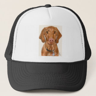Vizsla Puppy Trucker Hat